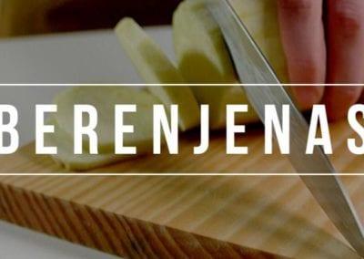 BERENJENAS B-ROLL