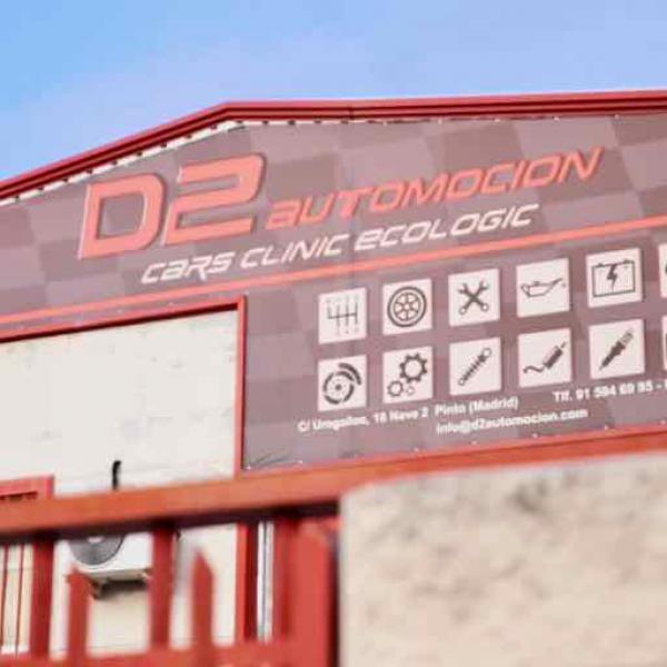 D2 AUTOMOCIÓN