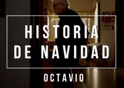 OCTAVIO, HISTORIA DE NAVIDAD