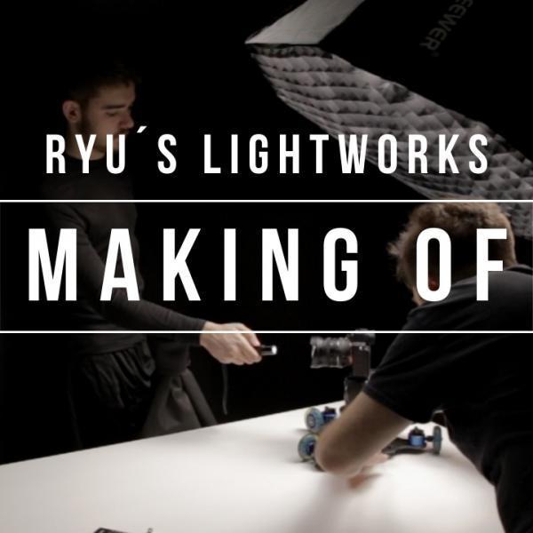 RYU'S MAKING OF